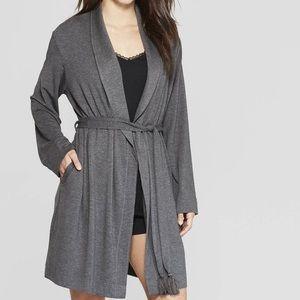 Gilligan & O'Malley Women's Soft Robe Stars Above